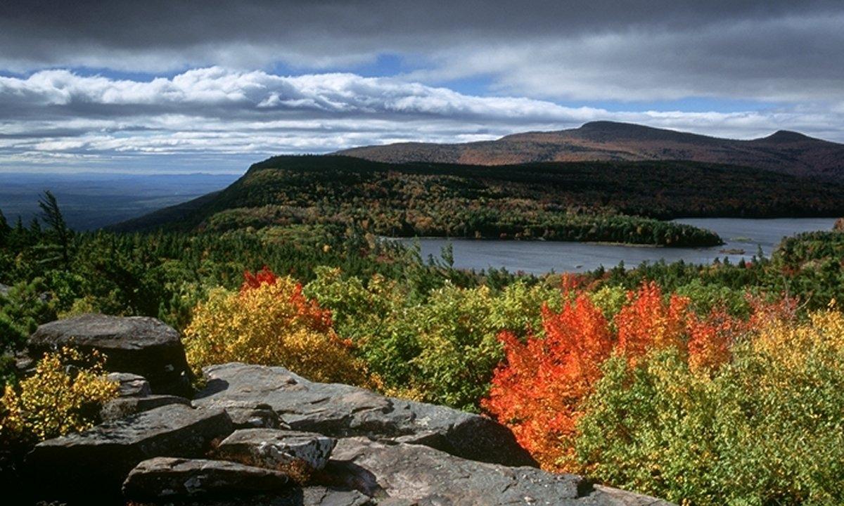 North - South Lake