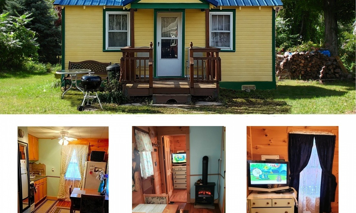 catskill bungalow tiny house vacation rental