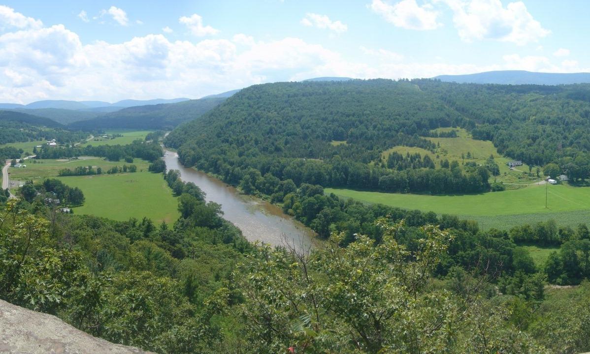 View from Pratt Rock